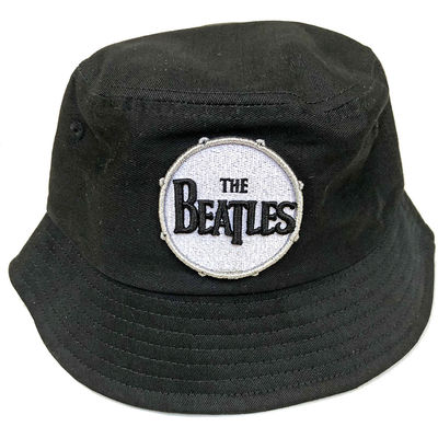 The Beatles: Unisex Bucket Hat: Drum Logo