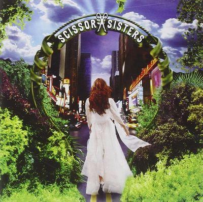 Scissor_Sisters: Scissor Sisters CD