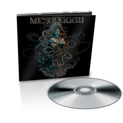 Meshuggah: The Violent Sleep Of Reason (Limited Edition Digipak)
