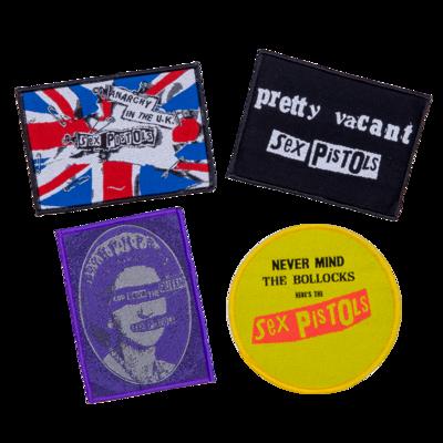 Sex Pistols: Patch Set