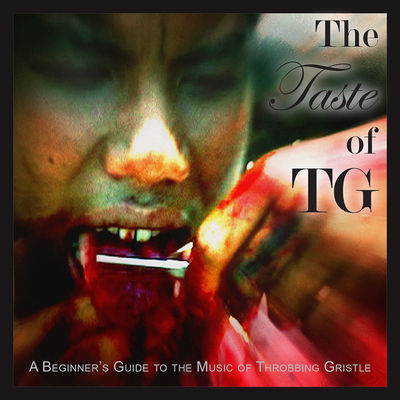Throbbing Gristle: The Taste of TG (A Beginner's Guide to the Music of Throbbing Gristle): Red Vinyl