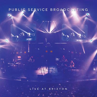 Public Service Broadcasting: Live At Brixton