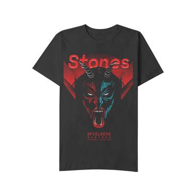 The Rolling Stones: Spielberg Krampus T-Shirt