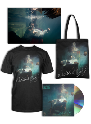hozier: WASTELAND, BABY! CD, TOTE, TEE & POSTER