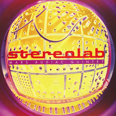 Stereolab: Mars Audiac Quintet: Expanded Edition