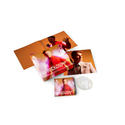 Gary Barlow: Signed & Limited Edition Music Played By Humans Boxset  – Store Exclusive