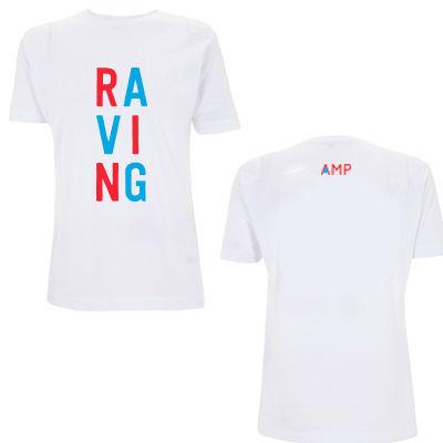 Annie Mac: AMP Raving White Tee