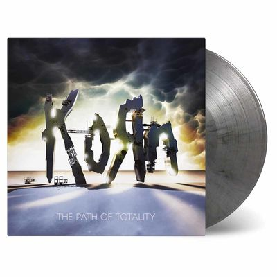 Korn: Path Of Totality: Silver & Black Numbered Vinyl