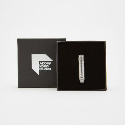 Abbey Road Studios: Abbey Road Microphone Collection Tie Pin