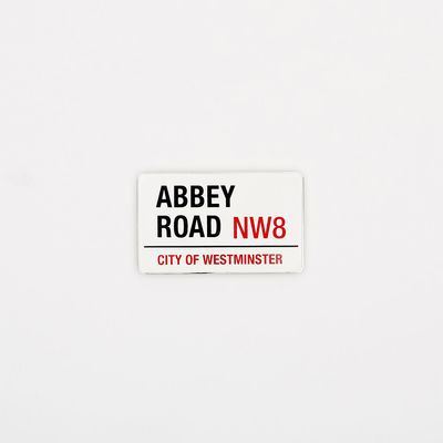 Abbey Road Studios: Abbey Road Official Street Sign Magnet