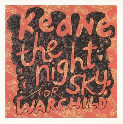Keane: The Night Sky - For Warchild <br>(Promo CDS)