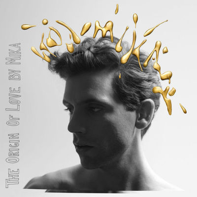 MIKA: The Origin Of Love CD