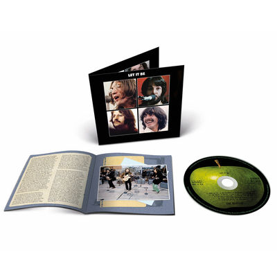 The Beatles: Let It Be – Special Edition (CD)