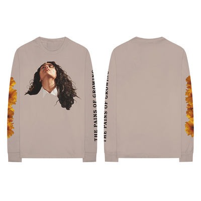 Alessia Cara: The Pains Of Growing Longsleeve