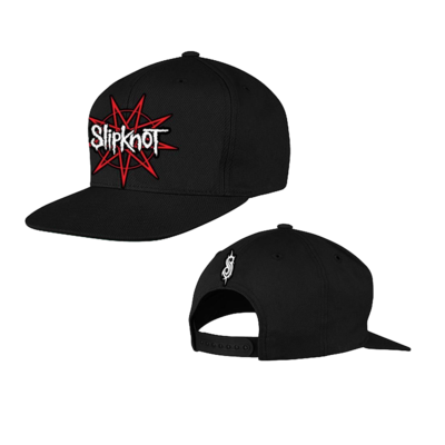 Slipknot: The Gray Chapter Embroidered Cap
