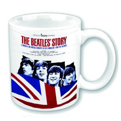 The Beatles: The Beatles Story Boxed Mug