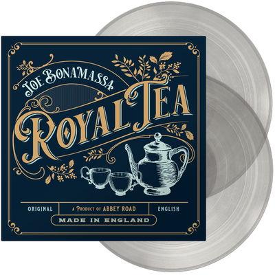 Joe Bonamassa: Royal Tea: Limited 180gm Transparent Tea Vinyl