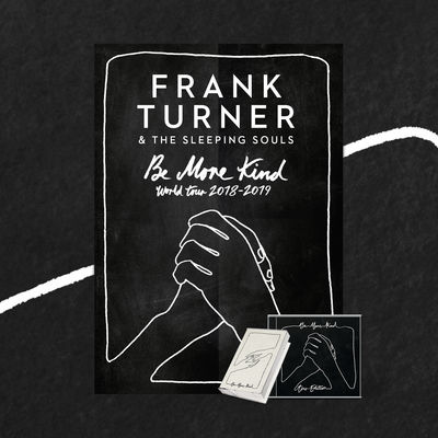 Frank Turner: Be More Kind Deluxe Tour Bundle