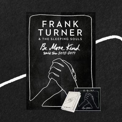 Frank Turner: Be More Kind Deluxe Tour Bundle