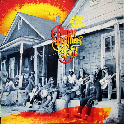 The Allman Brothers Band: Allman Brothers Band - Shades Of Two Worlds LP