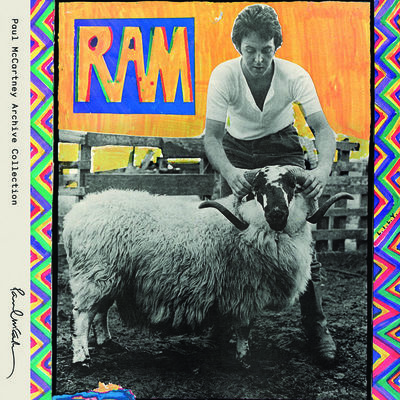 Paul McCartney: Ram Deluxe Box (4 CD + DVD + Book)