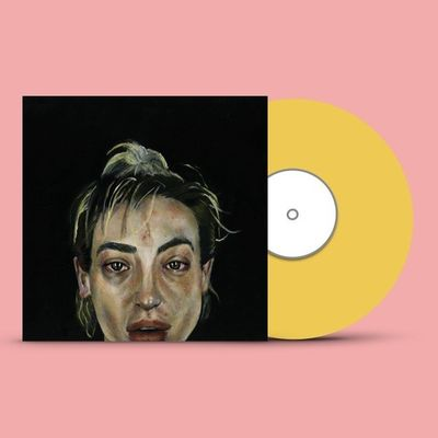 Du Blonde: Lung Bread For Daddy: Signed Exclusive Sunflower Yellow Vinyl