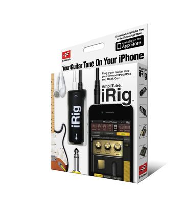 IK Multimedia: iRig HD