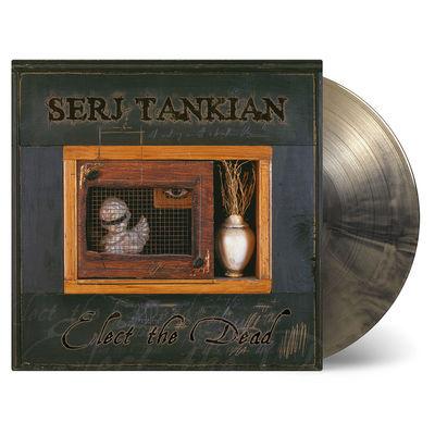 Serj Tankian: Elect The Dead: Limited Edition Gold Marbled Vinyl