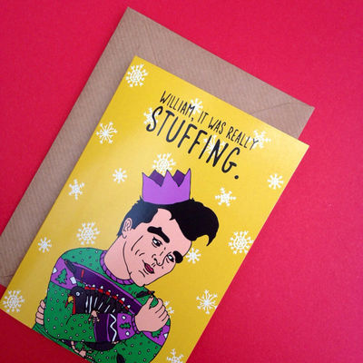 Morrissey: Morrissey Christmas Card
