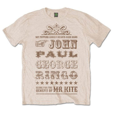 The Beatles: Mr Kite Mens Tee