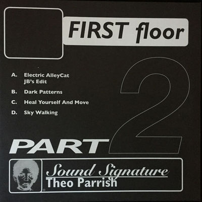 Theo Parrish: First Floor Pt. 2 (Re-issue)