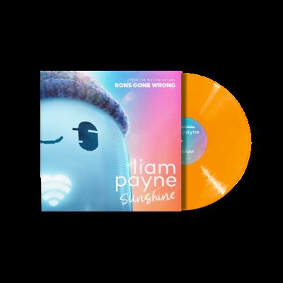Liam Payne: Signed Sunshine Vinyl Single
