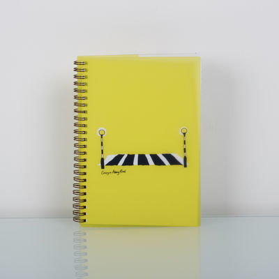 Abbey Road Studios: A5 Wiro Notebook Crossing