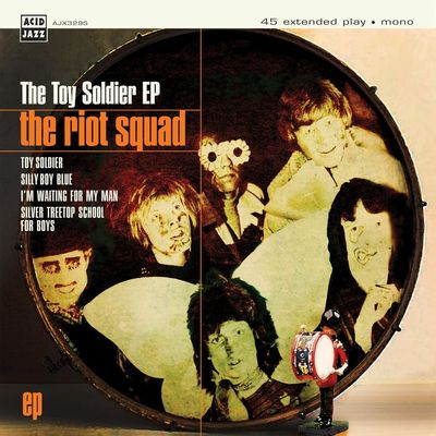 The Riot Squad: Toy Soldier EP