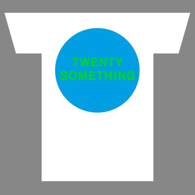 Pet Shop Boys: TWENTY SOMETHING T-Shirt