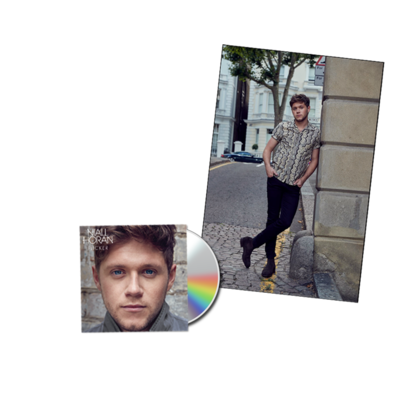 Niall Horan: Deluxe CD, Poster & 3 IG Tracks