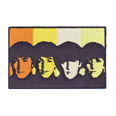 The Beatles: Heads In Bands Patch