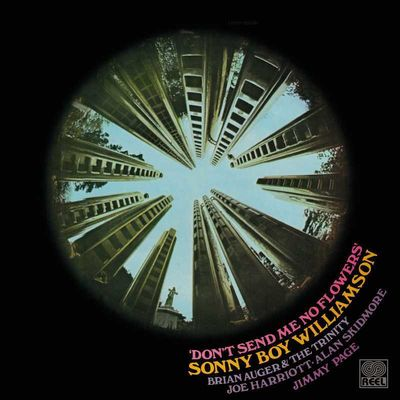 Sonny Boy Williamson with Brian Auger and Jimmy Page: Don't Send Me No Flowers: Vinyl + Poster [RSD 2019]