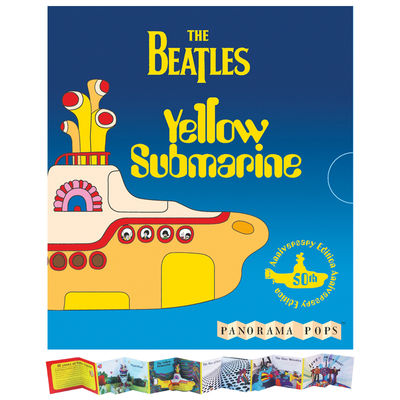 The Beatles: Yellow Submarine: Panorama Pops