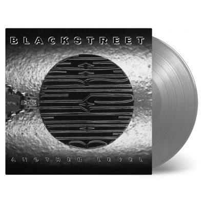 Blackstreet: Another Level: Silver Numbered Vinyl
