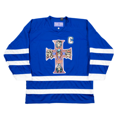 Guns N' Roses: Cross Redux Jersey