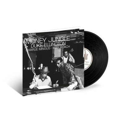 Duke Ellington: Money Jungle LP (Tone Poet Series)