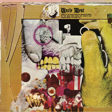 Frank Zappa: Uncle Meat - LP