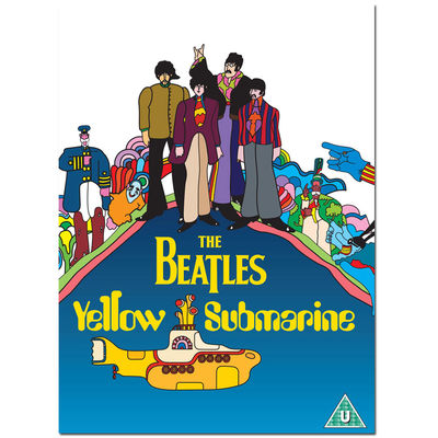 The Beatles: Yellow Submarine DVD