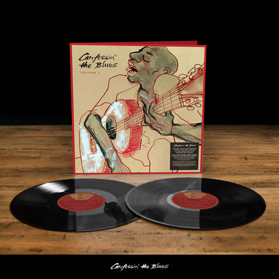 The Rolling Stones: Confessin' The Blues 2LP (Volume 1)