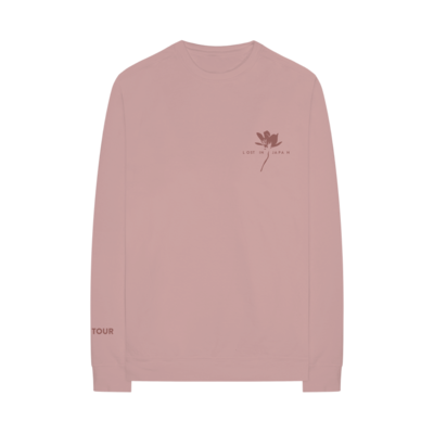 Shawn Mendes: LOST IN JAPAN - THE TOUR CREWNECK