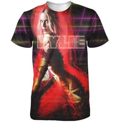 Kylie Minogue: Red Dye Sub Tee