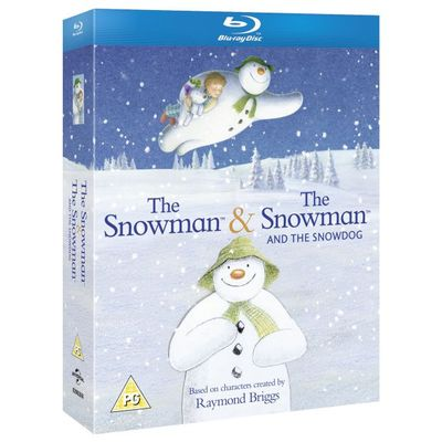 The Snowman: The Snowman & The Snowman and The Snowdog (Blu-ray)
