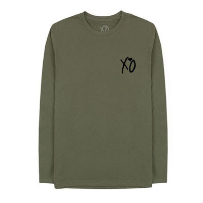 The Weeknd: XO HAND LOGO LONGSLEEVE