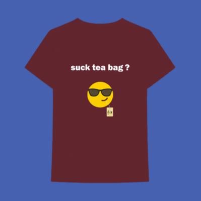 Jacob Collier: Suck Tea Bag T-shirt